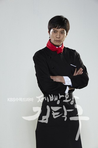 Foto Joo Wo Pemeran Goo Ma Joon Pemain Love, Bread and Dreams Drama Korea